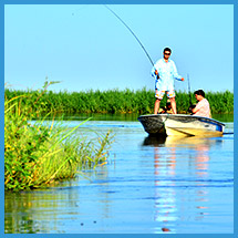 Vic Falls fishing Specials