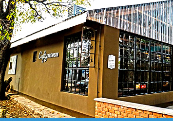 Craft beer comes to Vic Falls!