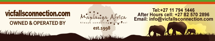 VicFallsConnection.com is owned and operated by Maplanga Africa